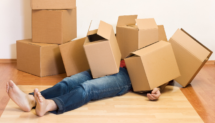 Choose The Right Mover And Sleep In On Moving Day!