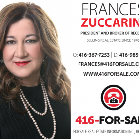 Message from Frances Zuccarini